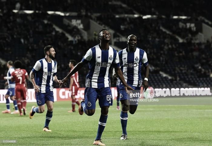 FC Porto carimba presença no Jamor