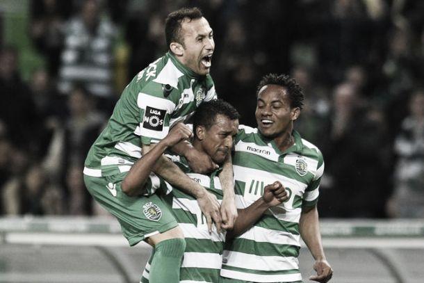Sporting bate Gil em ensaio positivo antes da decisão europeia