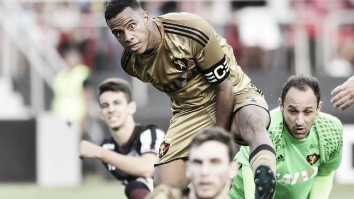 """Apesar de nova derrota do Sport, Thomás segue confiante: """"Essa fase vai passar"""""""