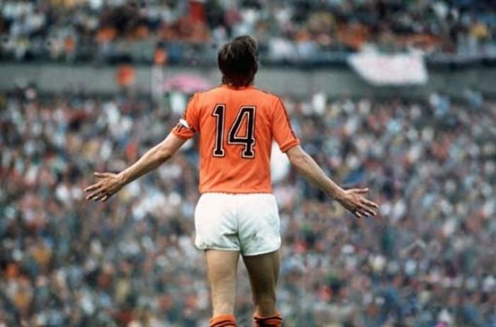 Johan Cruyff ci ha lasciato