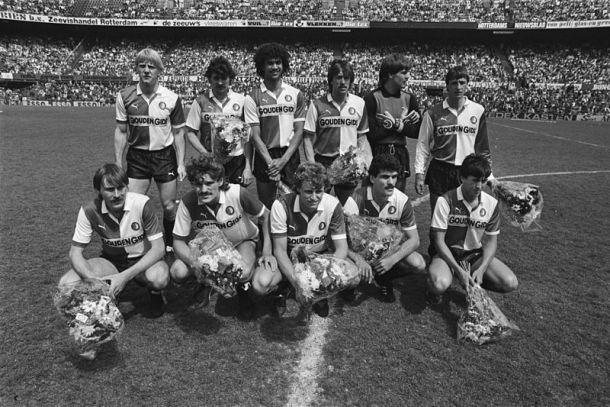 Johan Cruyff, un año de furia