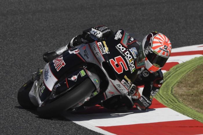 Moto2 Sachsenring Gara: Zarco in volata su Folger
