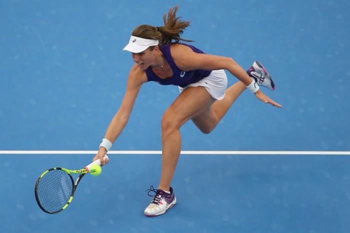 WTA - Si interrompe il rapporto tra Konta e Carril