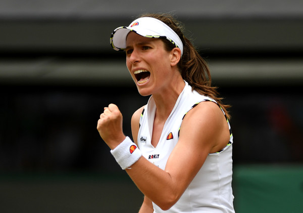 Johanna Konta qualifies for the WTA Elite Trophy