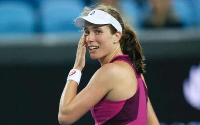 WTA Monterrey - Bene Konta e Van Uytvanck, attesa per il debutto di Francesca Schiavone