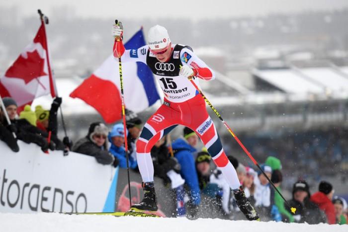 Sci di Fondo - Quebec City, 15km in tecnica classica maschile: Klaebo si impone in volata