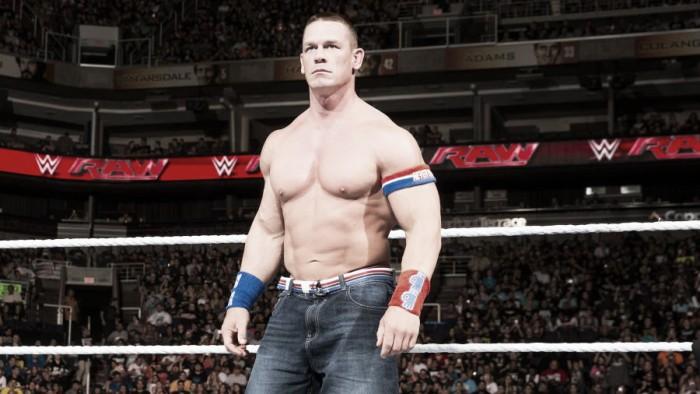 John Cena volverá a Raw