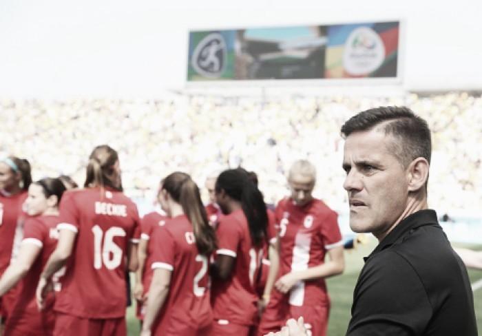 John Herdman leaves Canada's Women's National Soccer Team
