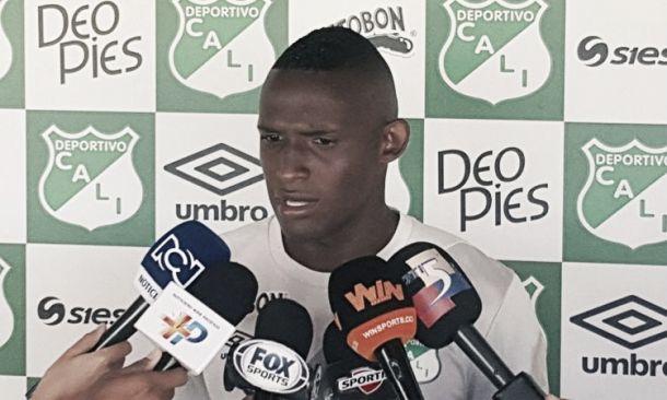 """Lucumí: """"Ante Santa Fe hay que marcar muy bien"""""""