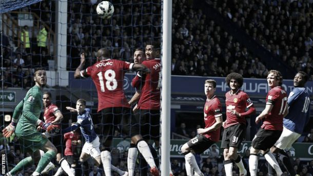 Everton 3-0 Manchester United: Reds beaten by clinical Everton
