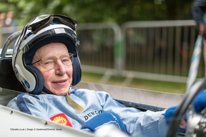 """F1- Addio al """"Figlio del Vento"""" John Surtees"""