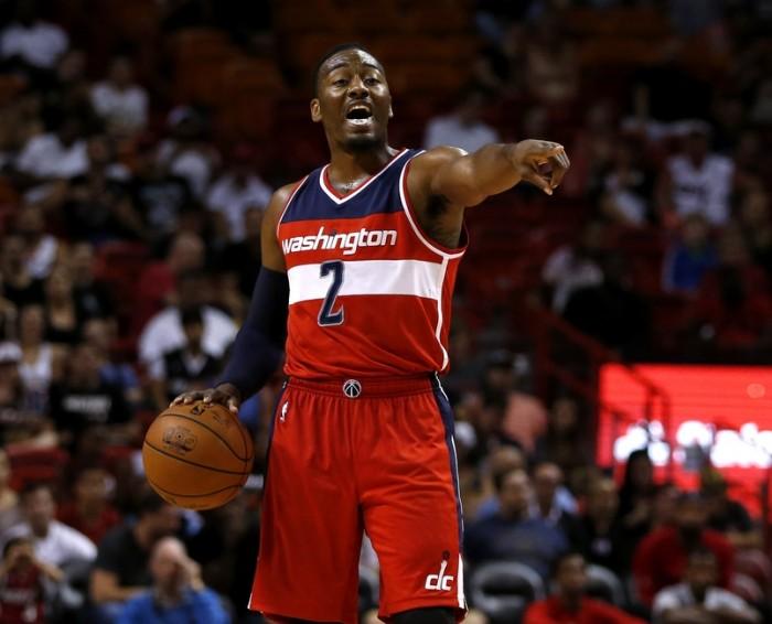 NBA, tutto facile per Wall e compagni: Heat battuti 106-87