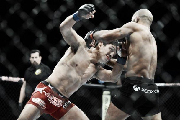 UFC on Fox 9: Johnson noquea a Benavídez y Faber somete a McDonald