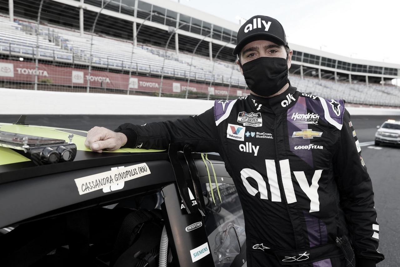NASCAR Cup: Johnson da positivo en COVID-19
