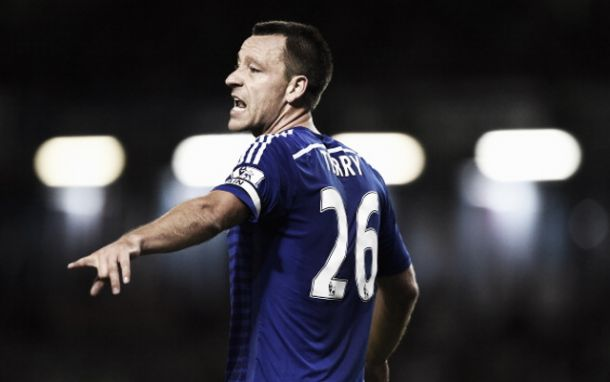 John Terry signs a new one-year deal with Chelsea