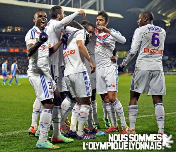 Lyon retrouve le Stade de France !