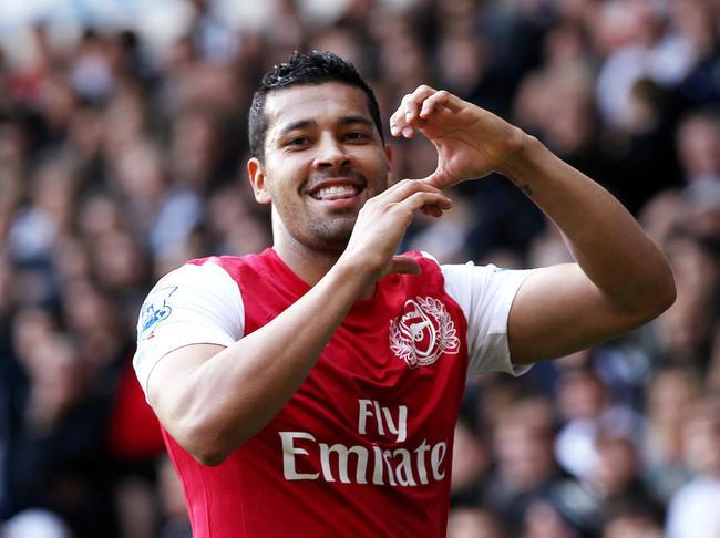 André Santos, d'Arsenal à Flamengo