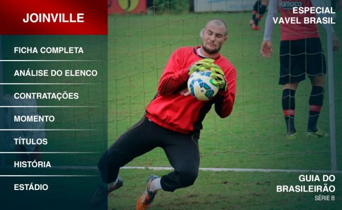 Joinville 2016: reestruturação para retornar à elite após um duro rebaixamento