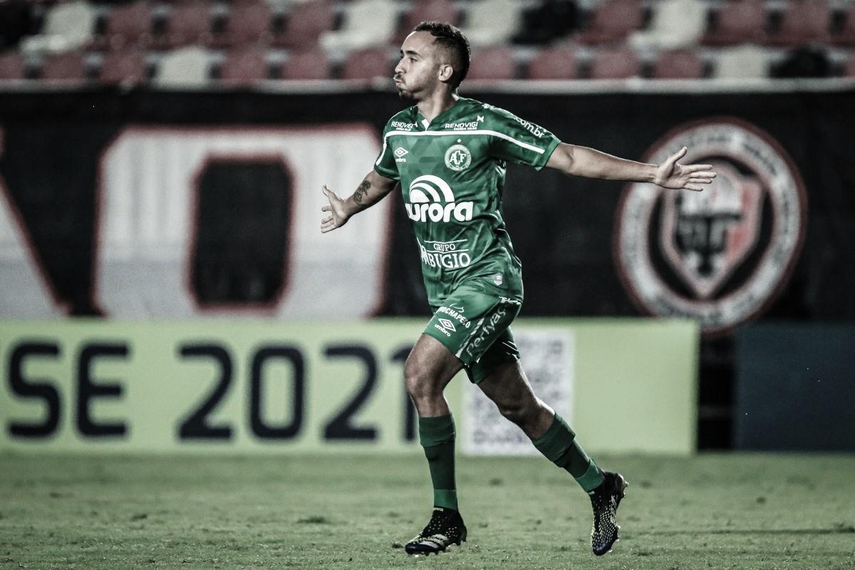 Gols e melhores momentos de Chapecoense 3 x 1 Próspera pelo Campeonato Catarinense