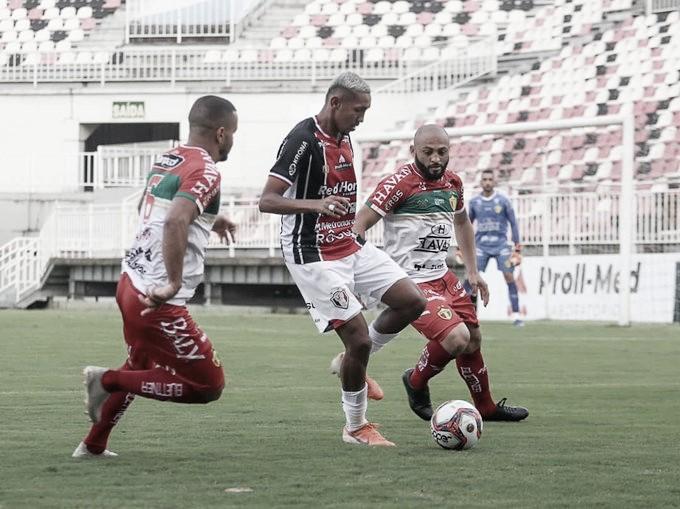 Interino do JEC, Elizeu Ferreira minimiza tropeço e pede foco total para avançar no Catarinense