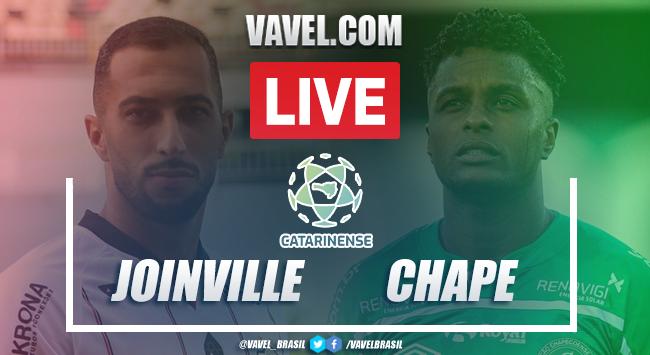 Gols e Melhores Momentos de Joinville 0 x 3 Chapecoense