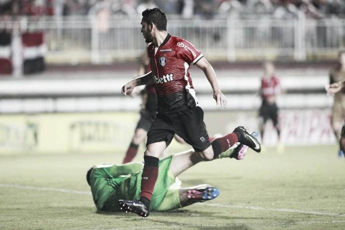 Magrão brilha novamente, Sport supera Joinville nos pênaltis e segue na Copa do Brasil