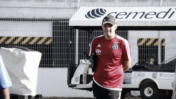 """Eduardo Baptista celebra vitória sobre Chapecoense: """"Com cara de Ponte Preta"""""""