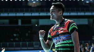 """Jojo"" Jonathan Christie Juara Australia Terbuka"