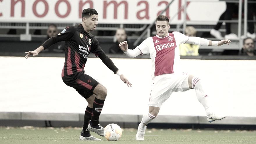 Resumen jornada 12 de Eredivisie 2018/19: todo en orden, los grandes marcan el ritmo
