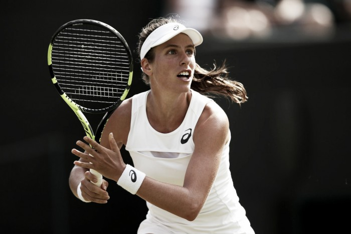 2017 midseason review: Johanna Konta