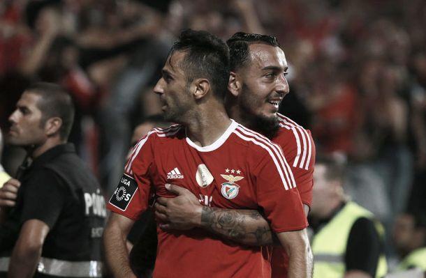 Quinze minutos finais 'à Benfica' garantem às águias triunfo na estreia
