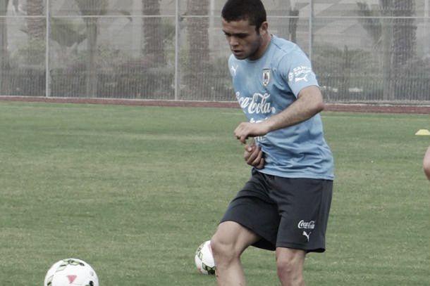 Jonathan Rodríguez, de debutar en primera a jugar en la selección
