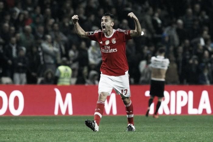 Benfica: Jonas na liderança da Bota de Ouro
