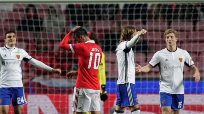 Liga dos Campeões – Benfica diz adeus às competições europeias com outra derrota