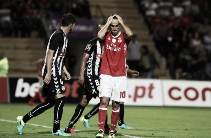 Preocupación en la enfermería del Benfica