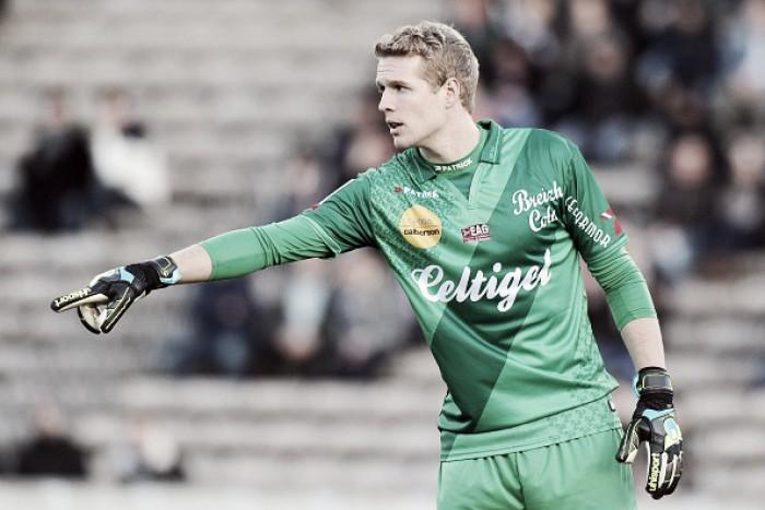 Goleiro Jonas Lössl deixa Guingamp e assina com Mainz 05 por três temporadas