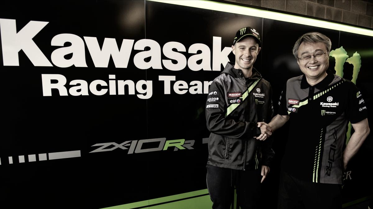 Kawasaki y Jonathan Rea, juntos dos temporadas más