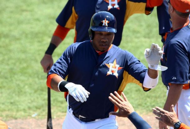 Jonathan Singleton Extension With Houston Astros a Sign of Things to Come?