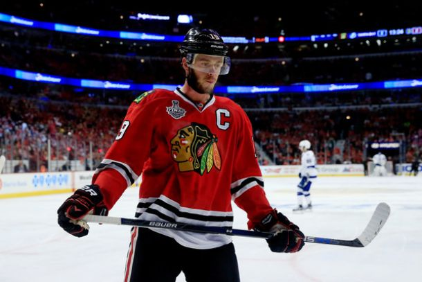 Score Tampa Bay Lightning vs. Chicago Blackhawks in Stanley Cup Final 2015