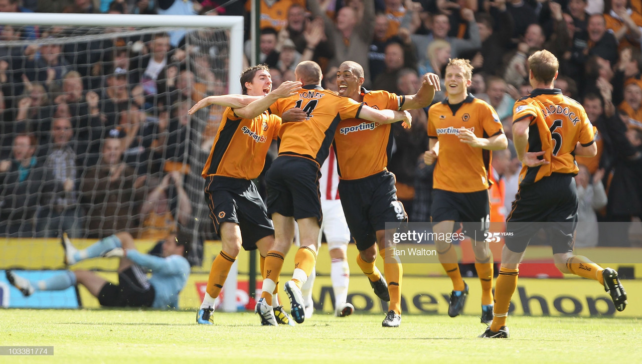 On This Day: Wolverhampton Wanderers 2-1 Stoke City- Jones stunner guides Wolves to victory in Midlands derby