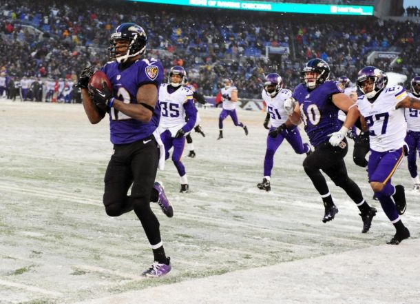 Pittsburgh Steelers Sign Jacoby Jones, Release Dri Archer