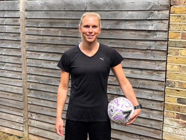 'Educational, challenging and completely amazing' - Chelsea defender Jonna Andersson talks about her career so far and what she wants for the future