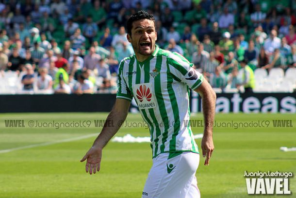 Jorge Molina vuelve a entrenarse con el grupo