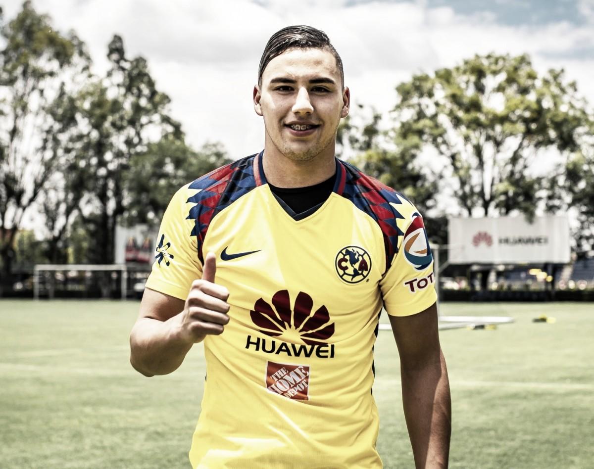 "Jorge Sánchez: ""Vengo a ganar títulos"""