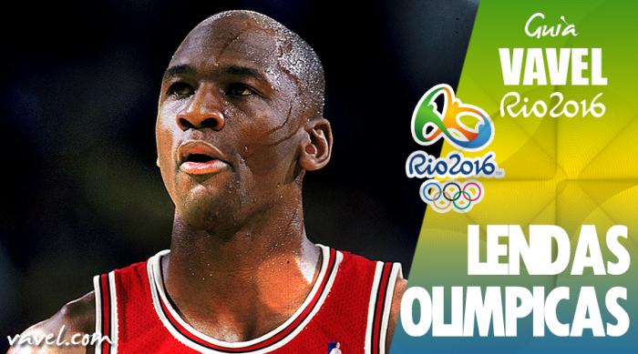 Lendas Olímpicas: Michael Jordan, o maior da história do basquete