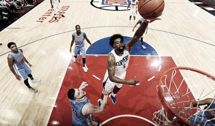Nba, i Clippers regolano i Nuggets (105-90)