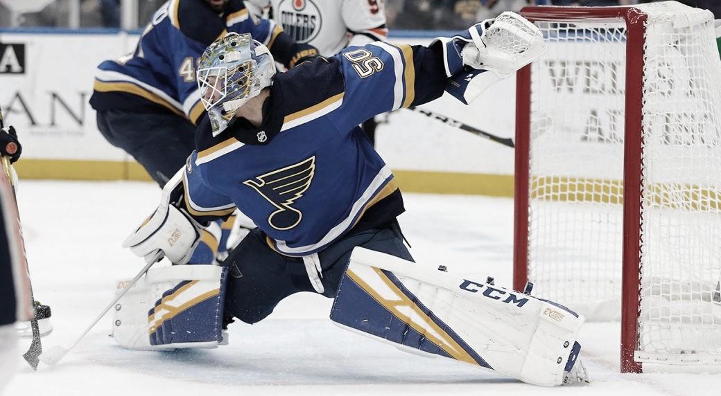 Binnington y Fabbri renuevan con los St. Louis Blues