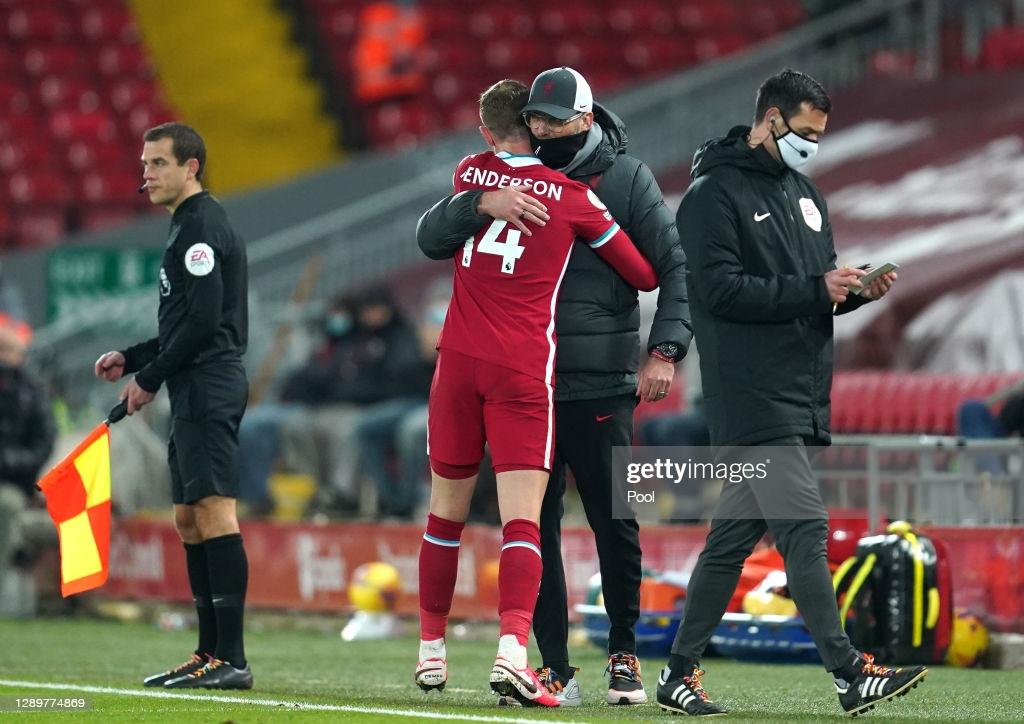 'No doubt ' - Jurgen Klopp issues update on Jordan Henderson's Liverpool future