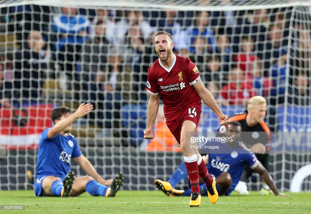 Liverpool not conceding defeat in title race just yet, says captain Henderson
