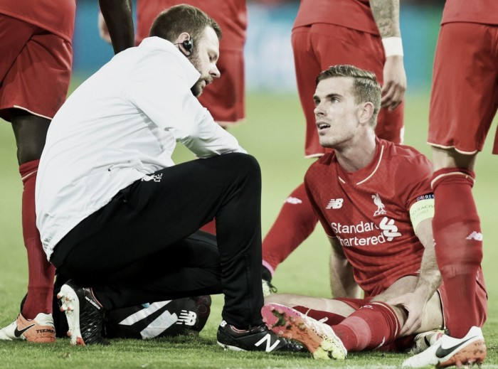 "Liverpool's Jordan Henderson feeling his best in ""a long time"" after injury-stricken 12 months"